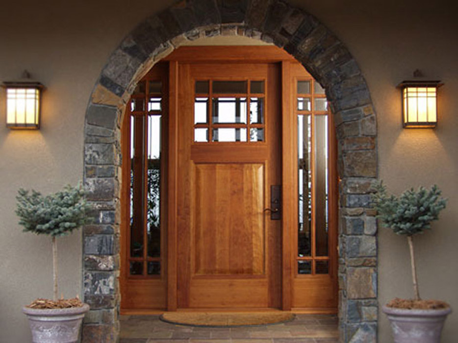 Residential entry doors archives for Residential main door design