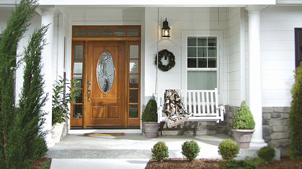 Bring Natural Beauty To Your Home With Wood Entry Doors