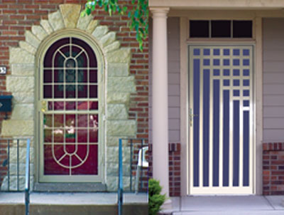 Security Storm Doors Chicagoland